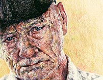 """The Skin Deep"" Portraits"