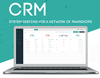 CRM for pawnshops