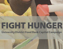 Marketing Collateral: University District Food Bank