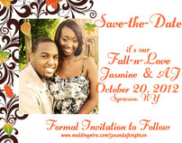 Fall-n-Love Save the Date