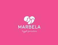 MARBELA Flavor Pieces / Branding