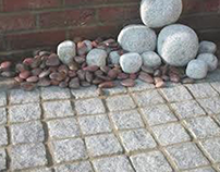Perfect Garden Décor With 100% Natural Stone Work