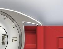 SportC Clock