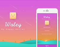 Waley Mobile UI [2016]