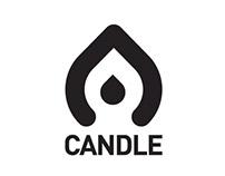 Candle: Logo Design Concepts