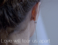 Love will tear us appart