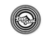 DopeCoast - Shirt Illustration - Crest