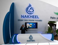 Nakheel Exhibition Booth @ CityScape
