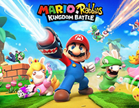 MARIO + RABBIDS KINGDOM BATTLE / INGAME INTRO