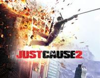 Élements Graphique : Just Cause 2 - Nvidia ®