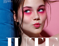Fresh spring morning for JUTE magazine