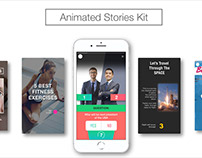 Animated Stories for Instagram, Snapchat, Facebook