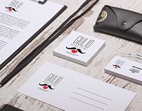 Brand Identity - Giulio Schettini MUA