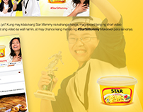 concepts: star margarine digital