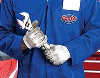 Fasto / Branding