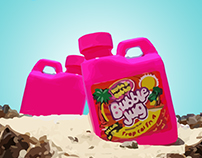 bubble jug mock poster - Bubble Jug
