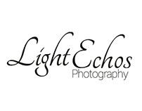 Light Echos Photography Logo
