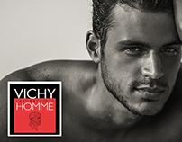 Vichy Homme - Website