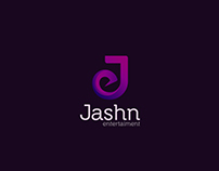 Jashn Entertainment Logo Creation