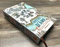 Book Cover // Motiés d'âme // Tome 1