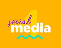 Social media 4 | 2016