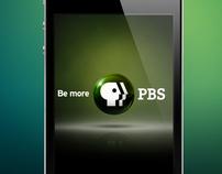 PBS - iPhone App