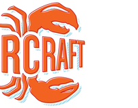 LobsterCraft, concept logo