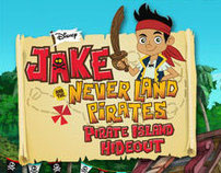 Jake and the Neverland Pirates Social Video App
