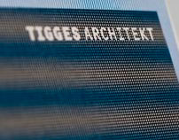 Tigges Architect Barcelona, Corporate Identity