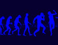 Natural Evolution Party Invitation