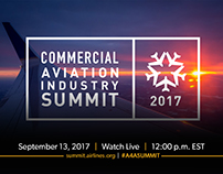 Airlines for America - Commercial Aviation Summit