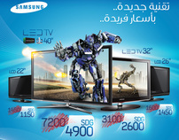 Samsung TVs Offer