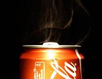Smoking Coke
