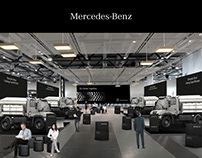 Mercedes-Benz Special Trucks - Kommunikationsdesign