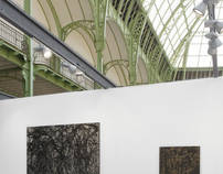 Art Paris Art Fair 2012 for Galerie Laurent Godin