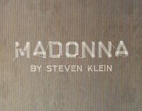 """W Magazine, """"Madonna Unbound"""""""