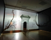 """Do-Ho Suh's """"Gate"""" project -  The Art of Asia"""