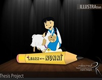"Thesis ""illustrated Campaign For Kids"""