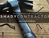 Do You Know How to Spot a Shady Contractor?