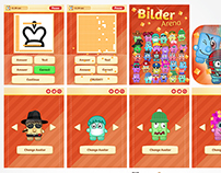 IOS Game design + charachters