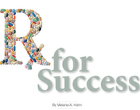 Purdue Alumnus Nov/Dec 2009: Prescription for Succ