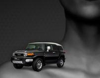 Toyota FJ South Africa Launch