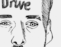 Little White Lies 'Drive' front cover