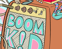 Boom K!D T-Shirt