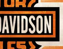 HARLEY DAVIDSON - Uruguay