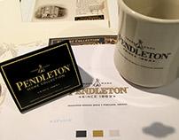 Pendleton Woolen Mills Branding