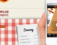Smezzy - Landing Page