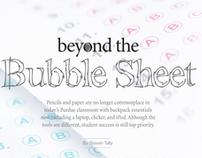 Purdue Alumnus May/Jun 2009: Beyond Bubblesheet