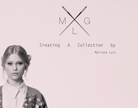 Creating a Collection by Mariana Luis