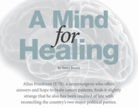 Purdue Alumnus Mar/Apr 2009: Mind for Healing